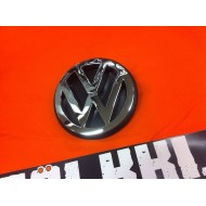 "Badge ""VW""  tailgate (Ø 100 mm)"