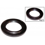 Wheel bearing seal rear