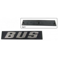 "Badge ""BUS"" tailgate"