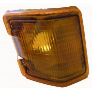 Turn signal amber front left