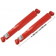 Shock absorber adjustable rear  pair