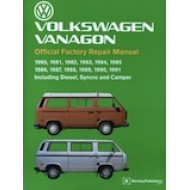 Book: VW Official Factory Repair Manual
