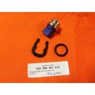 Coolant temp sender  2pin  20mm blue